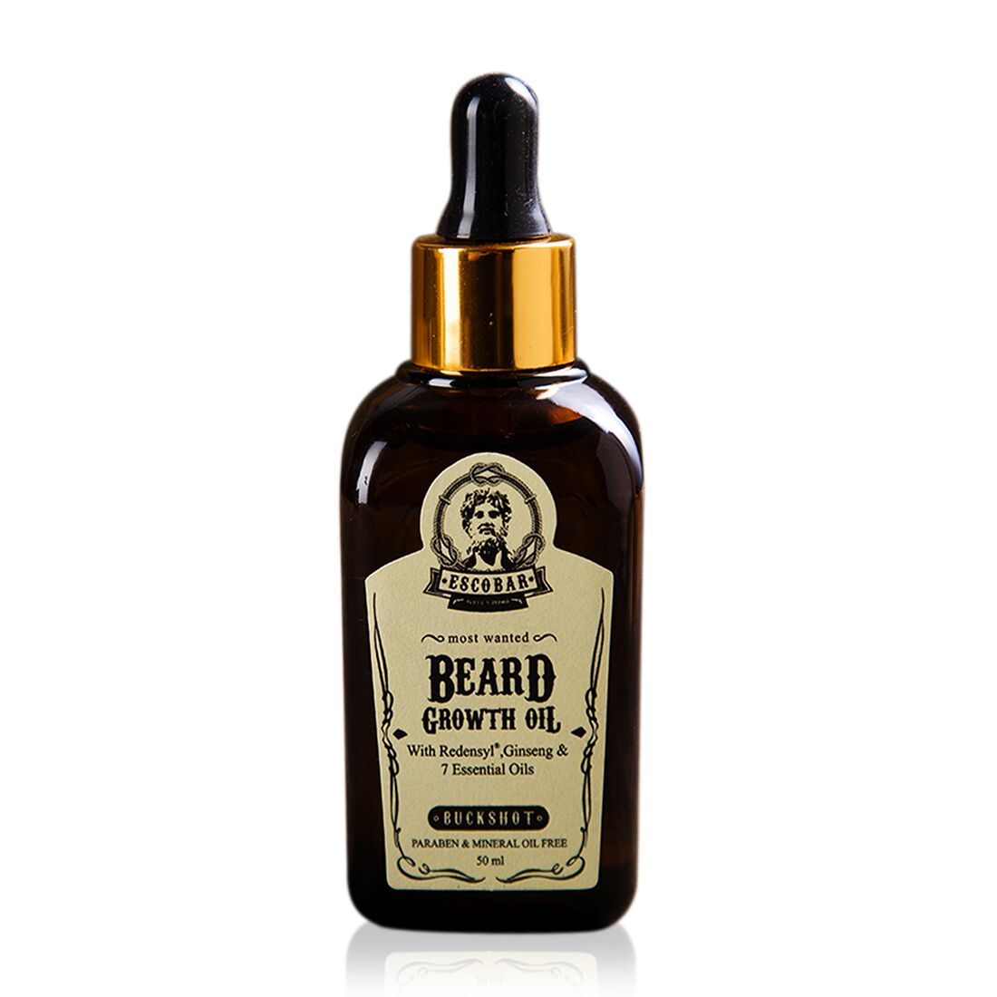 Escobar Men Beard Growth Oil