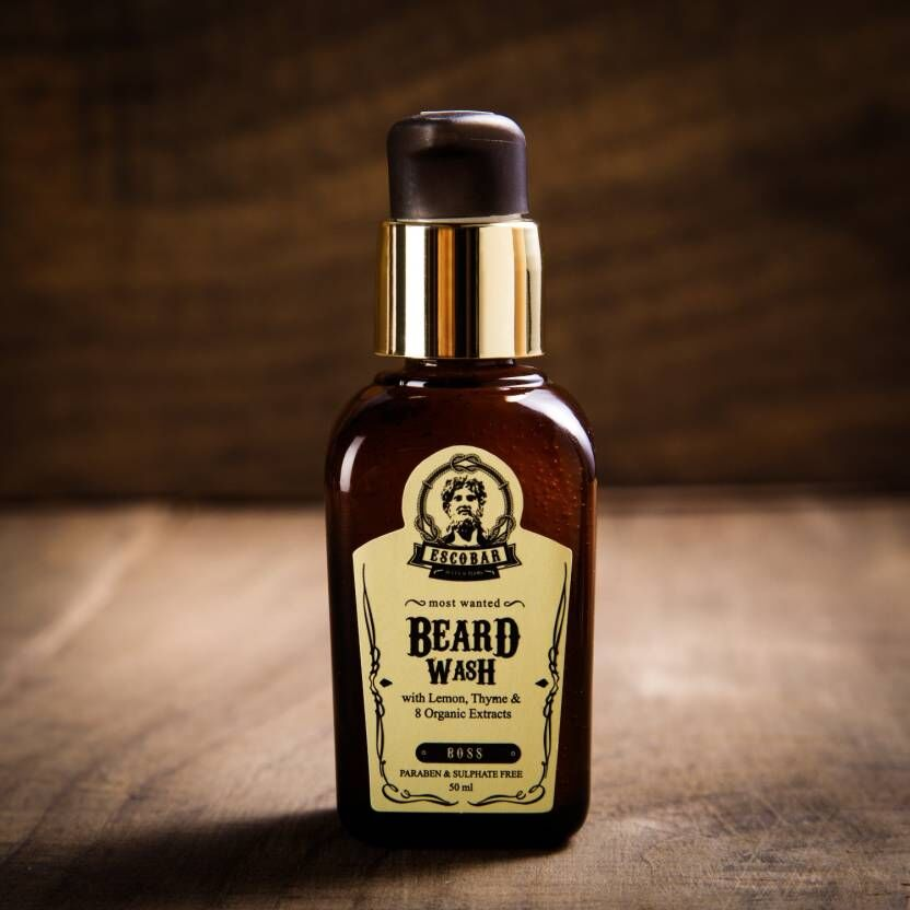 Escobar Men Beard Wash
